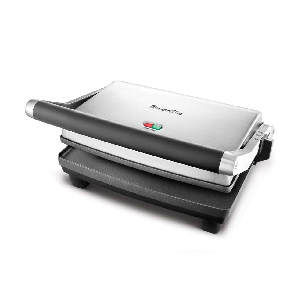 Breville BSG520XL 'Duo' Heavy-duty Nonstick Panini Press Grill (Refurbished)