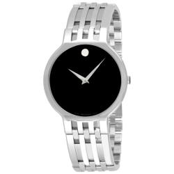 Movado Men's 'Esperanza' Stainless Steel Watch