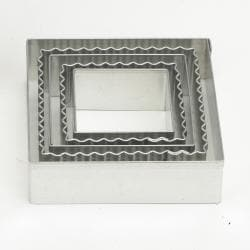 Square Cookie Cutters (Pack of 5)