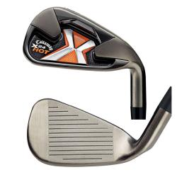 Callaway Men's X-24 Hot 8-piece Graphite Shaft Iron Set