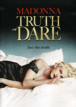 Madonna Truth Or Dare (DVD)