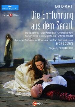 Mozart: Die Entfuehrung Aus Dem Serail (DVD)