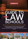 Barron's Guide to Law Schools (Paperback)