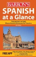 Spanish at a Glance: Foreign Language Phrasebook & Dictionary (Paperback)
