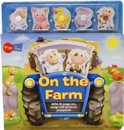 Pop and Play on the Farm (Board book)