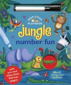 Jungle Number Fun (Hardcover)