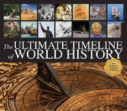 The Ultimate Timeline of World History (Hardcover)