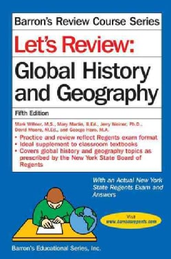 Let's Review: Global History and Geography (Paperback)