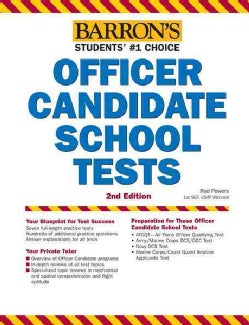 Barron's Officer Candidate School Tests (Paperback)