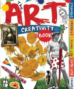 The Art Creativity Book (Paperback)