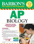 Barron's Ap Biology: (Book & Cd-rom)