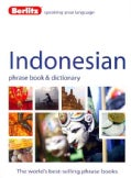 Berlitz Indonesian Phrase Book & Dictionary (Paperback)