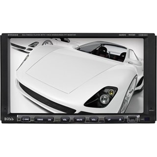 "Boss Audio BV9558 Car DVD Player - 7"" Touchscreen LCD - Double DIN"