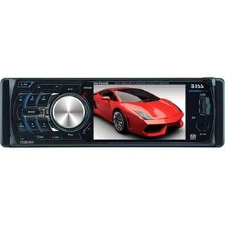 """Boss BV7948B Car DVD Player - 3.6"""" LCD - 320 W RMS - Single DIN"""