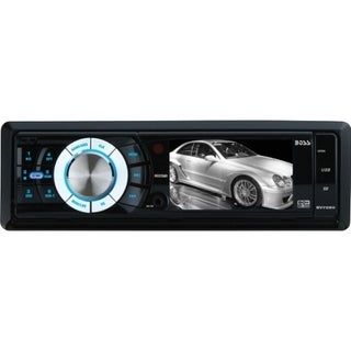 "Boss BV7280 Car Flash Video Player - 3.2"" LCD - 320 W RMS - Single DI"