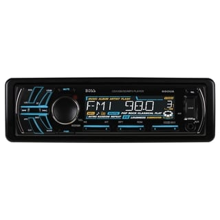 Boss 650UA Car CD/MP3 Player - 240 W RMS - iPod/iPhone Compatible - S