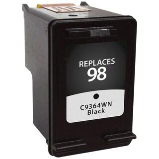 V7 Black Inkjet cartridge for HP C8764WN (HP 98) HP DeskJet 5940, 594