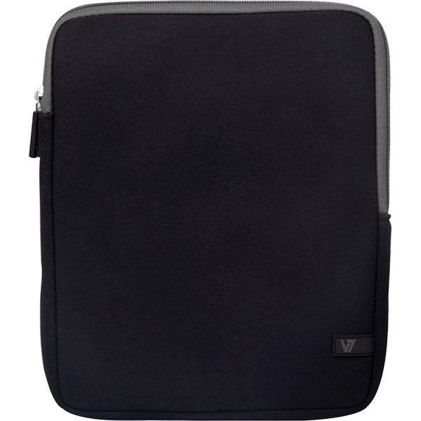 """V7 Ultra TD23BLK-GY-2N Carrying Case (Sleeve) for 10.1"""" Tablet PC, iP"""