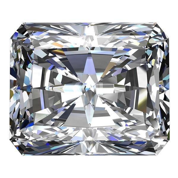 Star Legacy Pet Memorial Diamond - .25 Radiant-Cut Fancy White Diamond