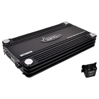 Lanzar 5000 Watt Digital Mono Block Half Ohm Stable Power Amplifier