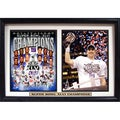 Super Bowl XLVI Champion New York Giants Double Frame