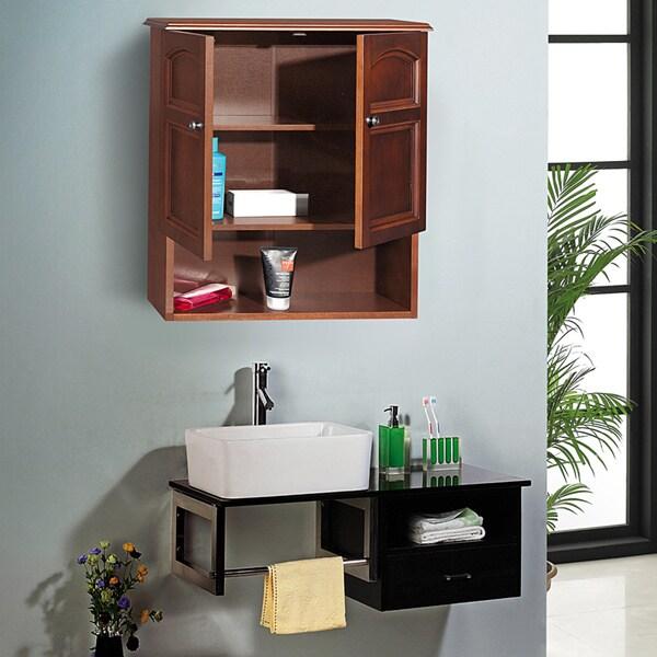 Lindo 2-Door Wall Cabinet