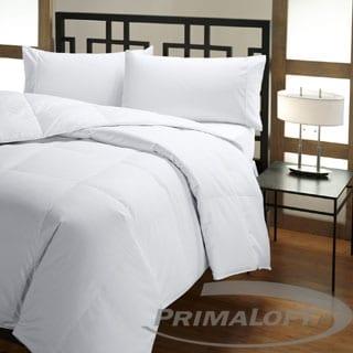 PrimaLoft 500 Thread Count Tencel-Cotton Queen/ King-size Down Alternative Comforter