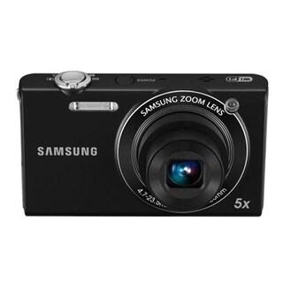 Samsung SH100 14.2 Megapixel Compact Camera - Black