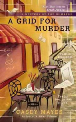 A Grid for Murder (Paperback)