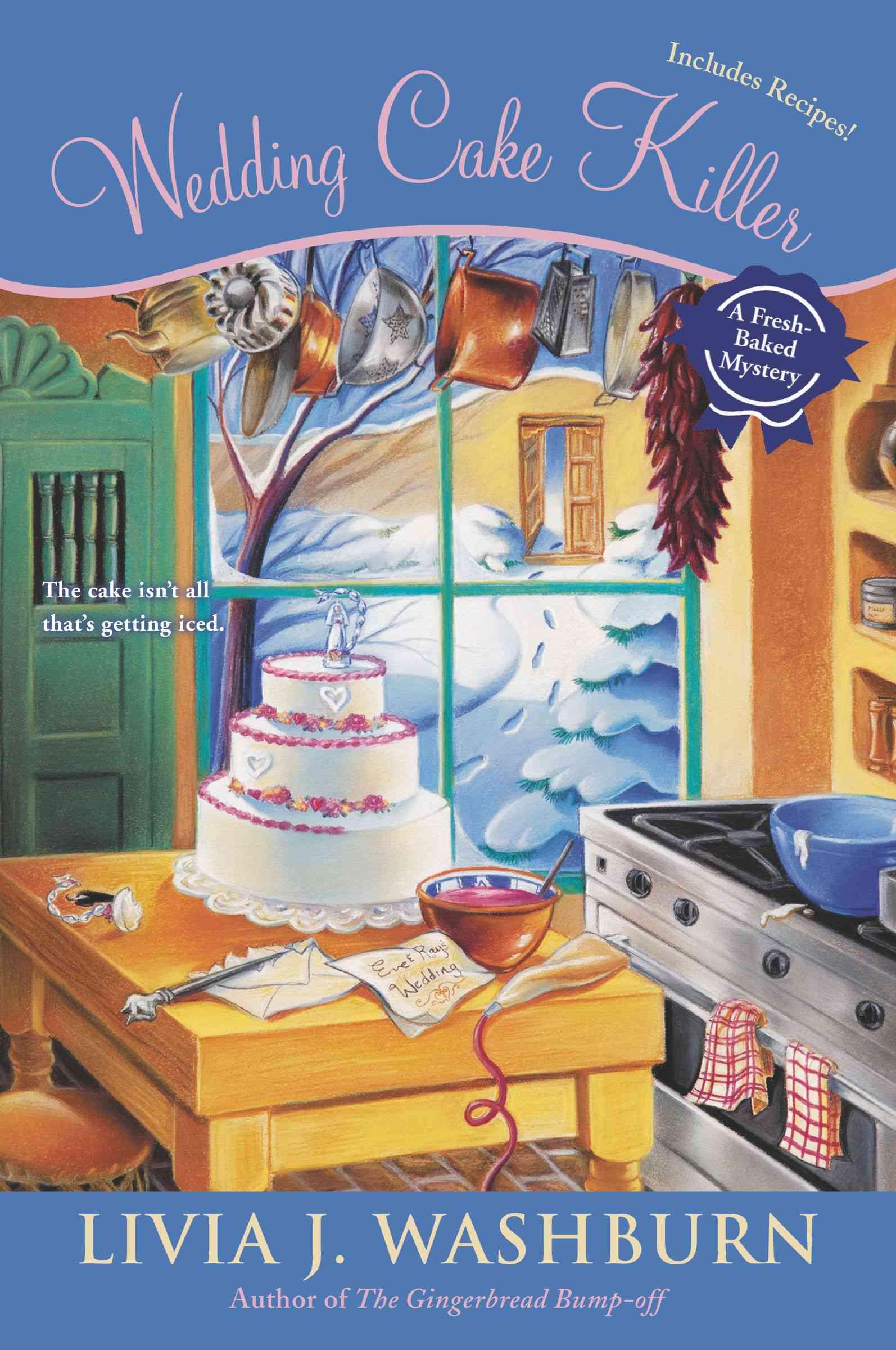 Wedding Cake Killer (Paperback)