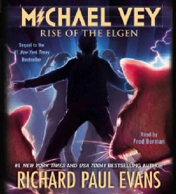 Michael Vey: Rise of the Elgen (CD-Audio)