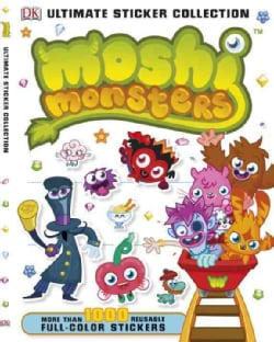 Moshi Monsters Ultimate Sticker Collection (Paperback)