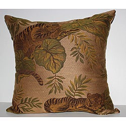 Like a Tiger Decorative Pillow