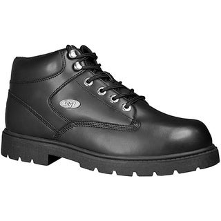 Lugz Men's 'Zone Hi' Slip-resistant Leather Boots