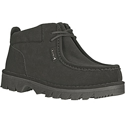 Lugz Men's 'Fringe' Black Durabrush Boots