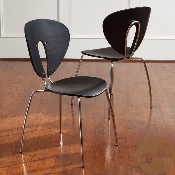 Christopher Knight Home Anderson Brown Modern Chairs Set
