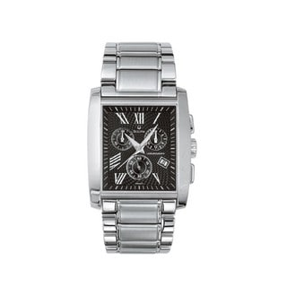 Bulova Men's 96G45 Chronograph Stainless Steel Watch