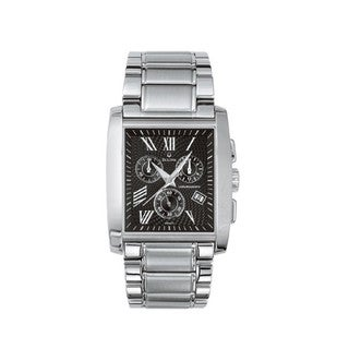 Bulova Men's Chronograph Stainless Steel Watch