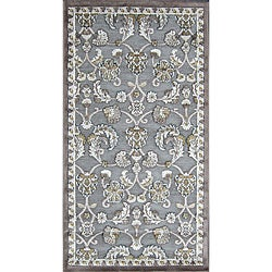 Madison Grey/ Gold Rug (2'3 x 3'9)