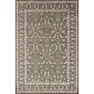 Madison Grey/ Gold Rug (5'3 x 7'7)