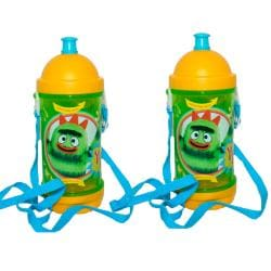 Yo Gabba Sip N' Snack Canteens (Set of 2)
