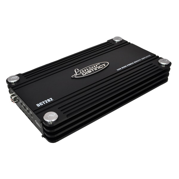 Lanzar 4000W 2-channel Full FET Class AB Amplifier