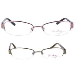 Vera Bradley Women's 'VB3028' Semi Rimless Optical Frames