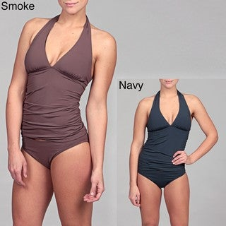 Calvin Klein Women's Halter Swim Top