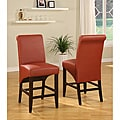 Sleigh Back Sienna Counter Stool (Set of 2)