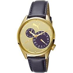 Puma Women's Multifunction Gold Watch