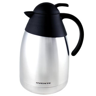Ovente 1.5-Liter Stainless Steel Thermal Carafe