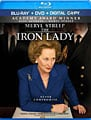 The Iron Lady (Blu-ray/DVD)