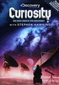Curiosity With Stephen Hawking (DVD)