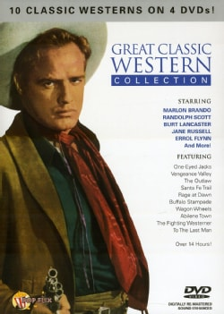 Great Classic Western Collection (DVD)